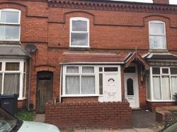 Terraced House To Let  Birmingham West Midlands B9