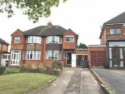 Semi Detached House To Let  Birmingham West Midlands B26