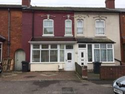Terraced House To Let  Birmingham West Midlands B10