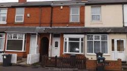 Terraced House To Let  Birmingham West Midlands B26