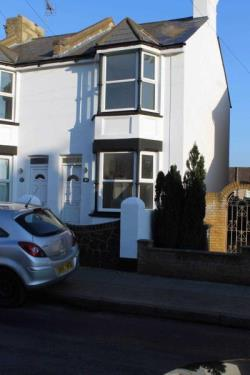 End Terrace House To Let  Swanscombe Kent DA10