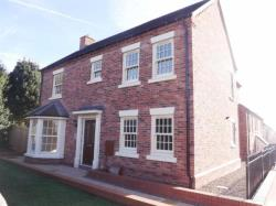 Semi Detached House For Sale Church Croft Caverswall Staffordshire ST11