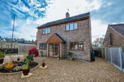 Detached House For Sale  Wetley Rocks Staffordshire ST9