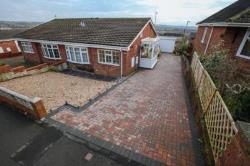 Semi - Detached Bungalow For Sale  Birches Head Staffordshire ST1