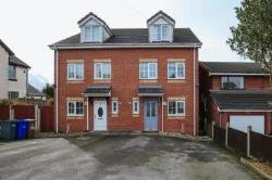 Semi Detached House For Sale  Ball Green Staffordshire ST6