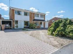 Semi Detached House For Sale  Parkhall Staffordshire ST3