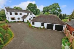 Detached House For Sale  Caverswall Staffordshire ST11