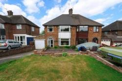 Semi Detached House For Sale  Werrington Staffordshire ST9