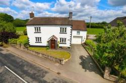 Detached House For Sale  Audley Staffordshire ST7