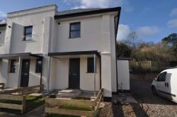 End Terrace House To Let  Totnes Devon TQ9