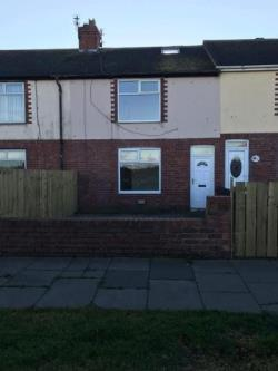 Terraced House To Let  Newbiggin by the Sea  Northumberland NE64