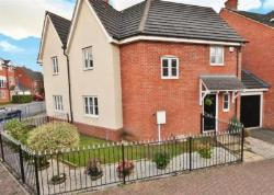 Semi Detached House For Sale Long Lawford Rugby Warwickshire CV23