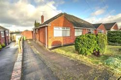 Semi - Detached Bungalow For Sale  Rugby Warwickshire CV21