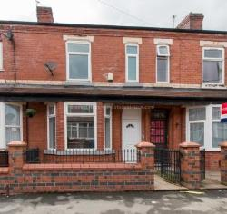 Terraced House To Let  Salford Greater Manchester M5
