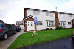 Semi Detached House For Sale  Preston Lancashire PR4