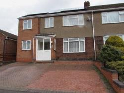 Semi Detached House To Let  Coventry West Midlands CV5