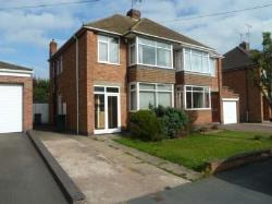 Semi Detached House To Let  Coventry West Midlands CV3