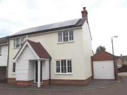 Detached House For Sale  Colchester Essex CO5