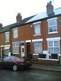 Terraced House To Let  Earlsdon West Midlands CV5
