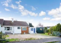 Semi - Detached Bungalow For Sale  Newton Abbot Devon TQ12