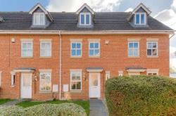 Terraced House For Sale  Milton Keynes Buckinghamshire MK12