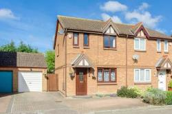 Semi Detached House For Sale  Milton Keynes Buckinghamshire MK3