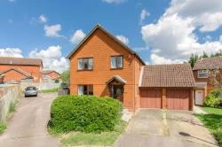 Detached House For Sale  Milton Keynes Buckinghamshire MK8