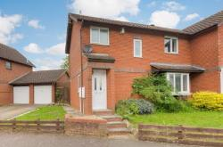 Semi Detached House For Sale  Milton Keynes Buckinghamshire MK8