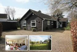 Detached Bungalow For Sale  Reading Oxfordshire RG8