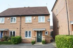 Semi Detached House For Sale  Rugby Warwickshire CV22