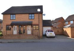 Semi Detached House For Sale  Milton Keynes Buckinghamshire MK4