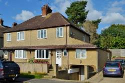 Semi Detached House For Sale  Milton Keynes Buckinghamshire MK17