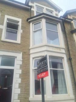 Flat To Let  Blackpool Lancashire FY1