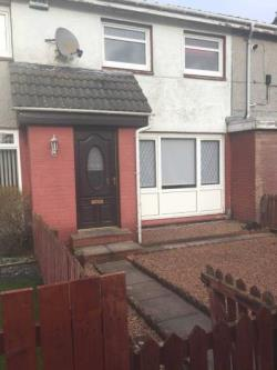 Terraced House To Let  Larkhall Lanarkshire ML9