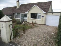 Semi - Detached Bungalow To Let  Bideford Devon EX39
