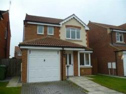 Detached House To Let  Crook Durham DL15