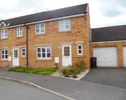 End Terrace House To Let  Crook Durham DL15