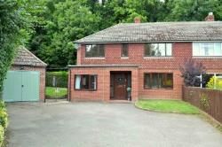 Semi Detached House For Sale  Basingstoke Hampshire RG23