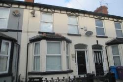 Terraced House To Let  Wavertree. Merseyside L15