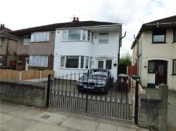 Semi Detached House For Sale Liverpool Merseyside Merseyside L10