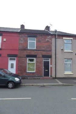 Terraced House For Sale  Merseyside Greater Manchester WA11