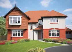 Detached House For Sale Woolton Liverpool Merseyside L25