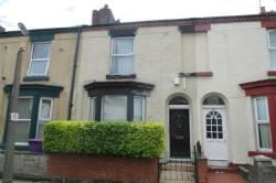 Terraced House To Let  Liverpool Merseyside L13