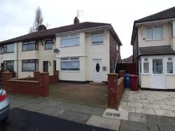 Semi Detached House For Sale Liverpool Merseyside Merseyside L36