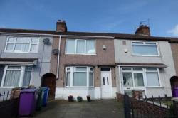 Terraced House To Let  Liverpool Merseyside L14