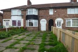 Terraced House To Let  Liverpool Merseyside L11