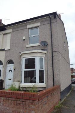 Terraced House For Sale Birkenhead Merseyside Merseyside CH41