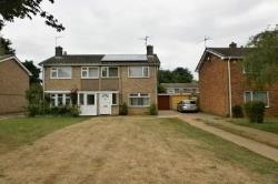Semi Detached House For Sale Westwood Peterborough Cambridgeshire PE3