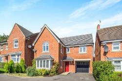 Detached House For Sale  Redditch Worcestershire B98