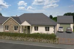 Detached Bungalow For Sale West Tolgus Redruth Cornwall TR15